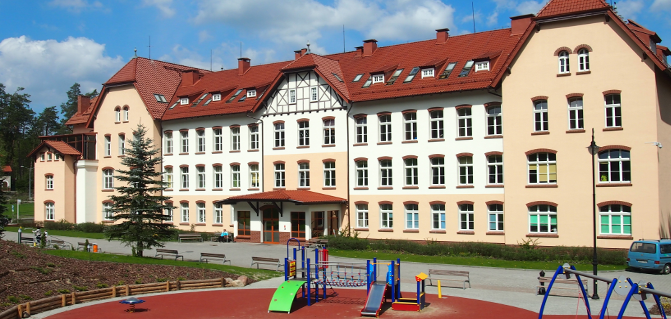 We are the largest children's rehabilitation hospital in Poland